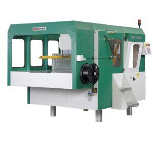 ISB – Máquina de arquear e esquadrejar caixas de papelão ondulado