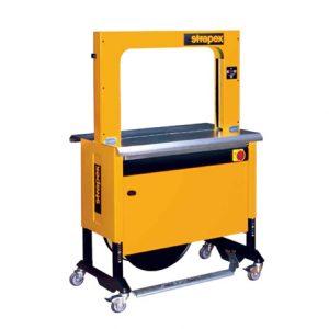 SMG Strapex – Máquinas de arquear de alta performance para fitas de plástico