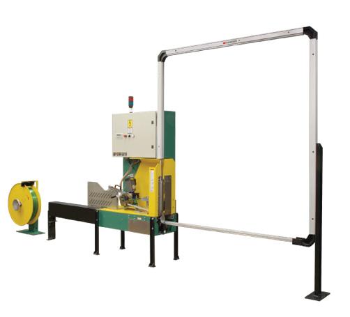 MH-VR e MH-VRB – Máquinas de arquear com solda lateral