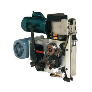 Arqueadora automática com cabeçote KLS para fitas de aço