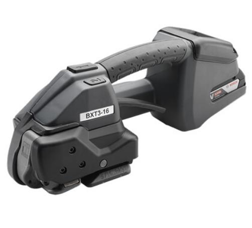BXT3 – Ferramenta manual à bateria para cintagem de fitas plásticas