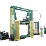 Máquinas de arquear madeiras modelos Z20-MP e Z20-LPK