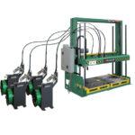 GCU Smartflex – Máquina de compressão e paletizadora para fitas plásticas